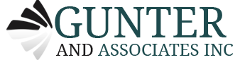 Gunter and Associates Inc, Logo